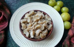 Amla Candy Recipe
