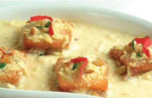 Shahi Kesari Paneer recipe