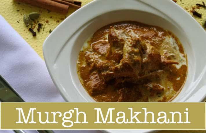 Amritsari Murgh Makhani Recipe