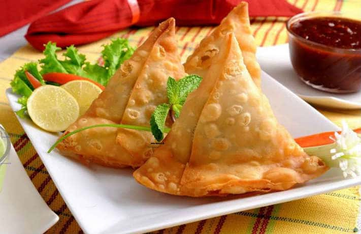 Chana Dal ke Samosa Recipe