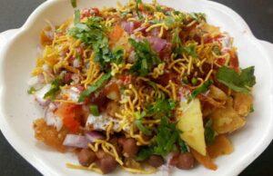 Chapati Chat Recipe