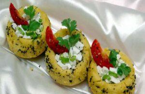 Dhokla Cup Recipe