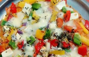 Veggie N Fruit Pizza Recipe
