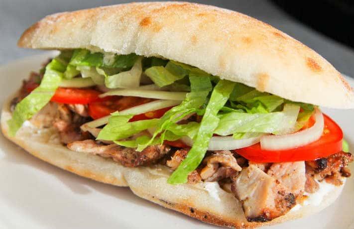 Naan chicken sandwich indian food recipes naan chicken sandwich recipe forumfinder Gallery