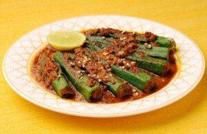 Panchphoran Bhindi Recipe