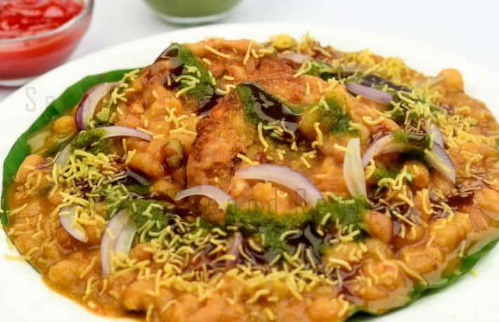 रगड़ा पेटिस – Ragda Patties Recipe | Indian Recipes