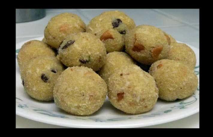 Rava Mawa Ladoo Recipe