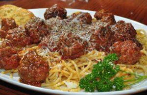 Spaghetti Meatballs Recipe