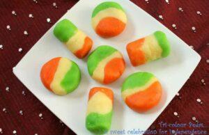 Tri Color Dessert Recipe