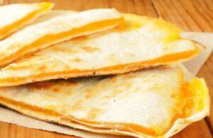 Cheese Quesadilla Recipe