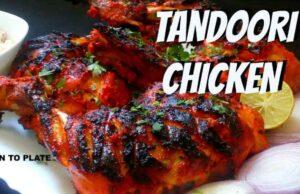Desi Tandoori Chicken Recipe