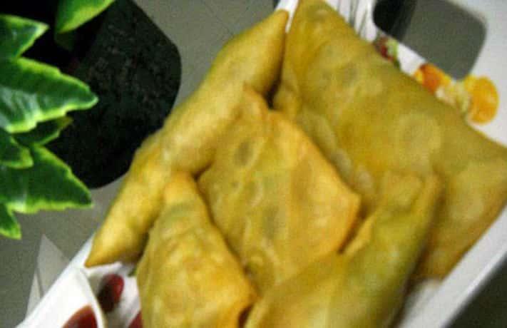 Mini Soya Veg Roll Recipe