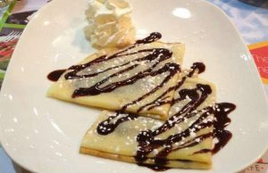 Nutella Crepe Recipe