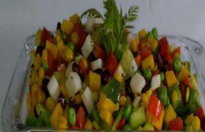 Panchranga Salad