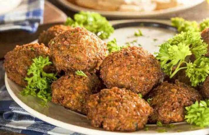 Rajma Falafel Recipes