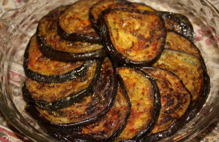 Grilled Baingan Recipe
