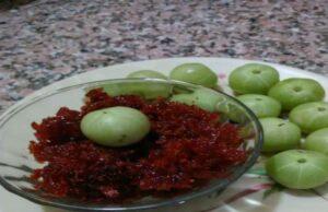 Amla Chhundo Recipe
