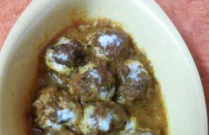 Amrood Ki Kofta Curry Recipe