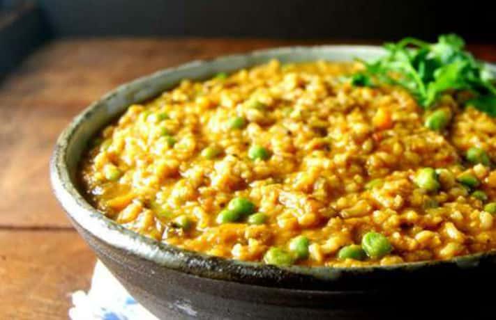 Ankurit Bajra Khichdi Recipe