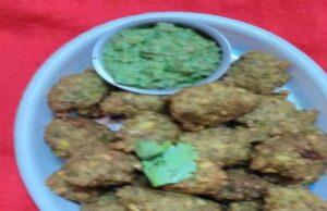 Bajra Moong Dal Moongode Recipe