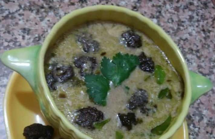 Bajre Ki Kadhi Recipe