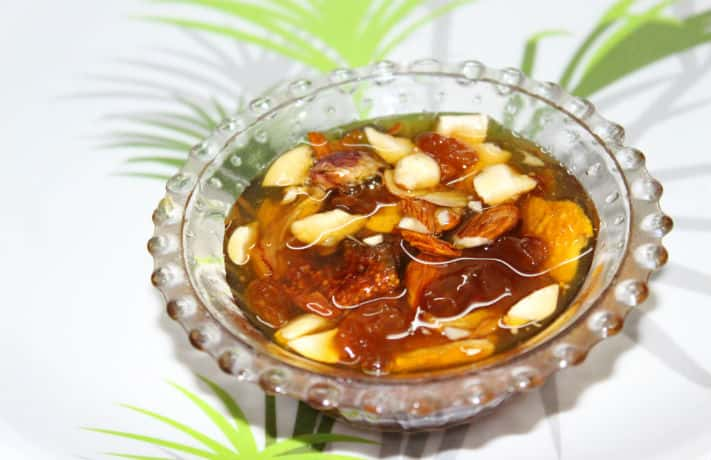 Dryfruits with Honey Power Recipe