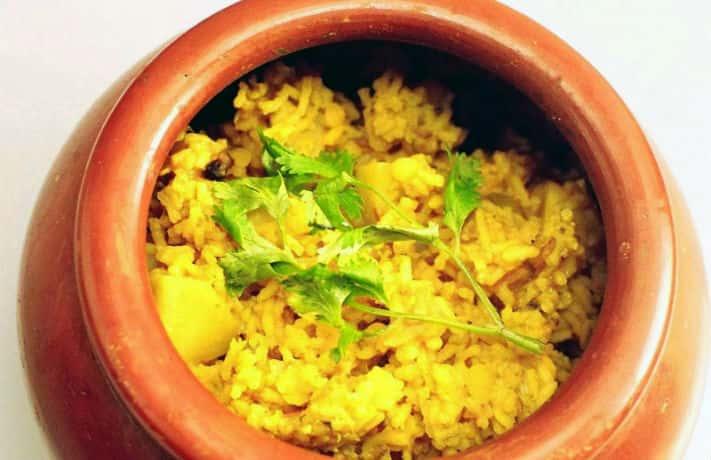 Handi Khichdi Recipe