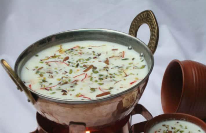 Kadai Khurchan Doodh Recipe