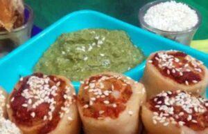 Til Bhakarwadi Recipe