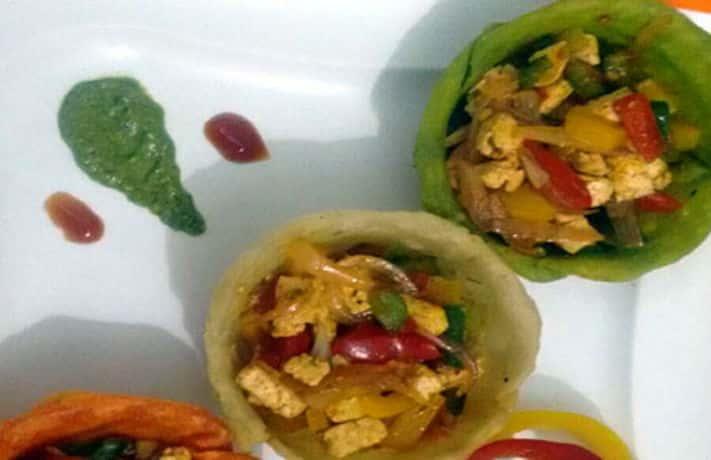 Colorful Katori Salad Recipe