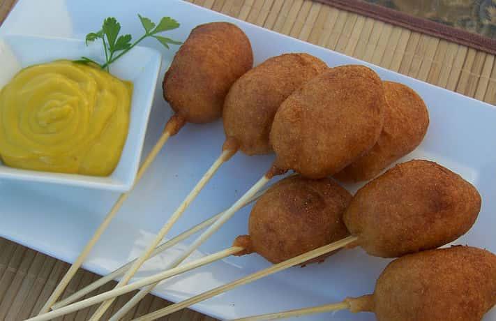 Corn Lollipops Recipe