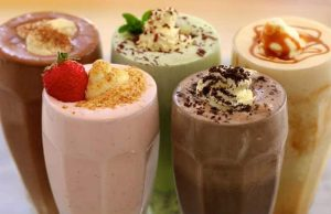 Dry Fruit Milkshake Recipe