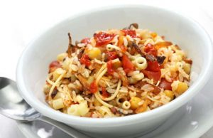 Leftover Rice Salad Recipe