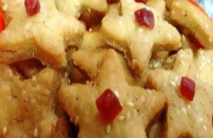 Til Star Cookies Recipe