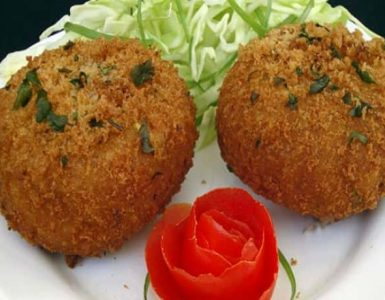 Kandhar Cutlet Recipe