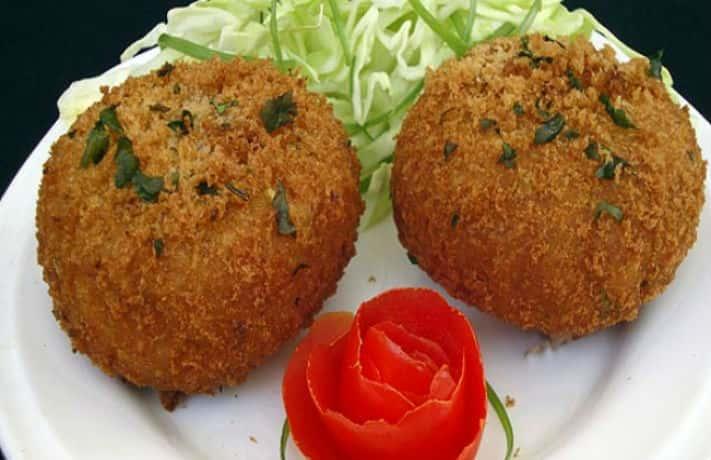 Kandhar Cutlet Recipe