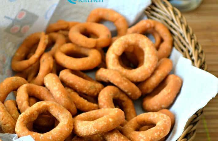 Rice Rings Recipe