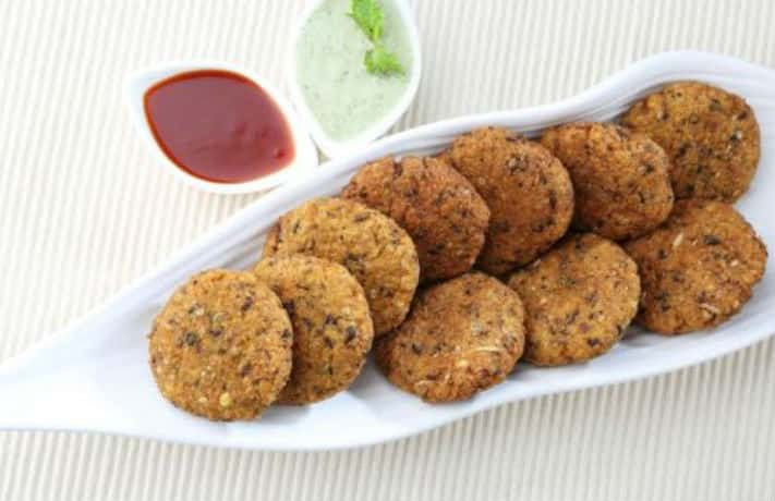 Steamed Palak Vada Recipe