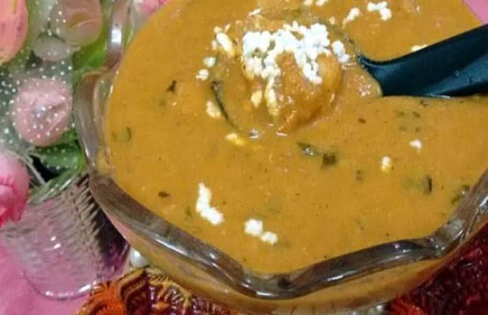 Khashkhashi Creamy Dum Aloo Recipe