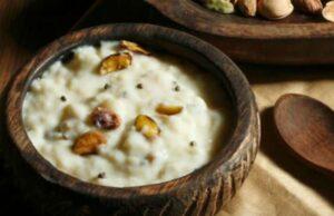 Chiraunji Makhane Ki Kheer Recipe