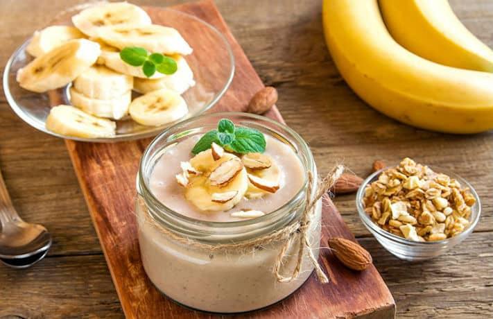 Banana Mousse Recipe