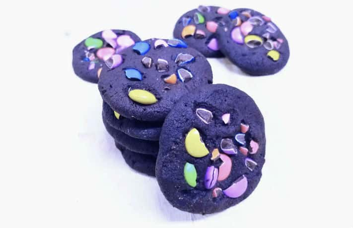 Double Chocolate Easter Cookies Recipe