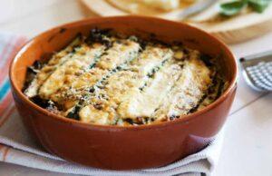 Zucchini Parmigiana Recipe