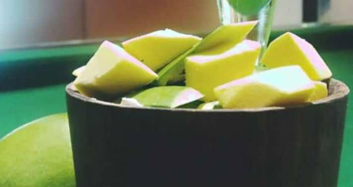 Mango Kiwi Fuzz Recipe in Hindi