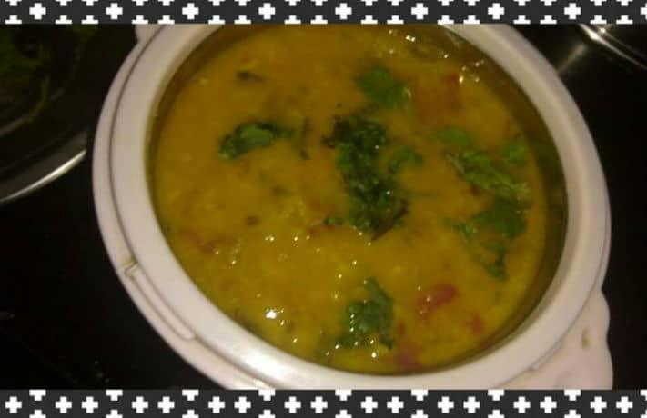 Dal fry Dinner Recipe in Hindi
