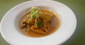 Kacche Aam Ka Mahi Fish Kari Recipe in Hindi