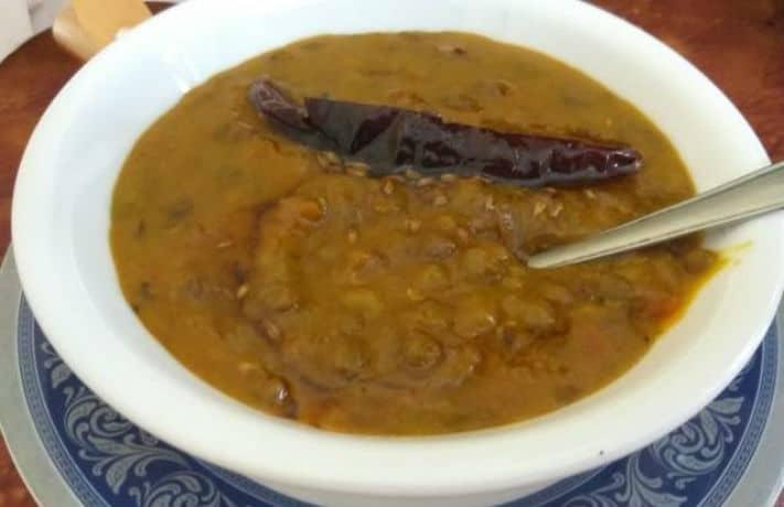 Masoor Dal Fry Indian Recipe