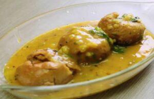 Dal Bafla Recipe in Hindi