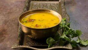 Dhuli Moong Ki Dal Recipe in Hindi