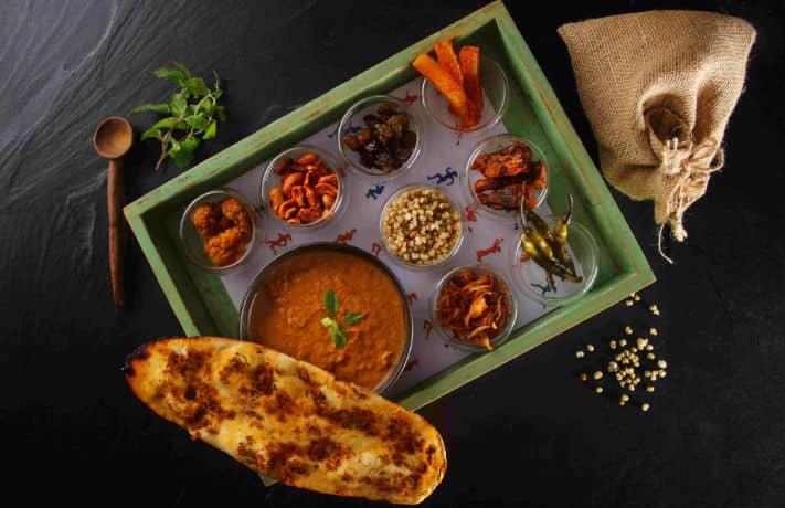 Haleem Khowsuey Recipe in Hindi